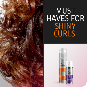Wella Curly Hair Products