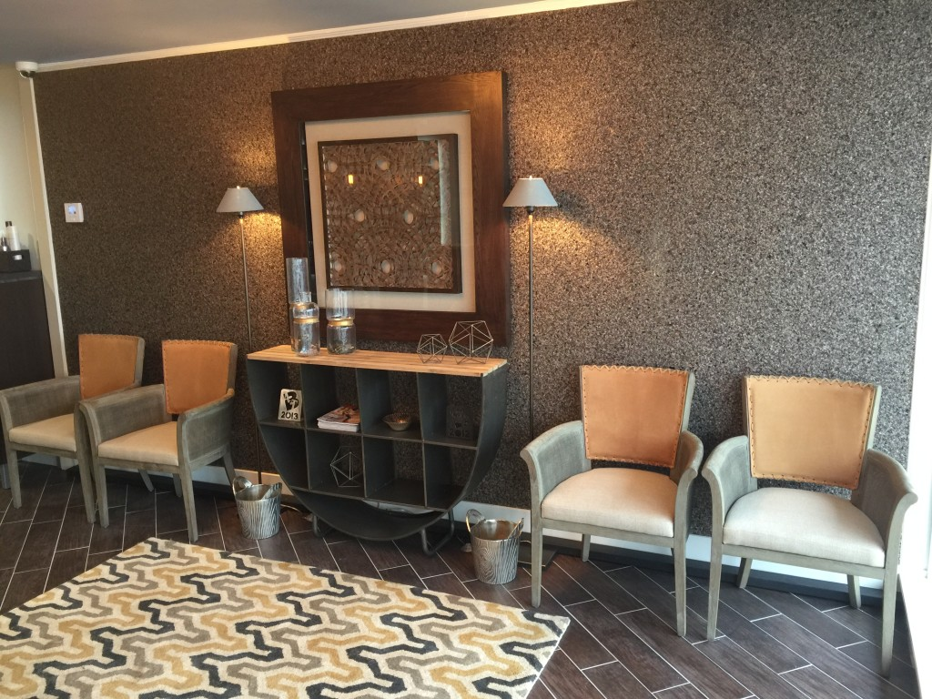 Reception Area Seating