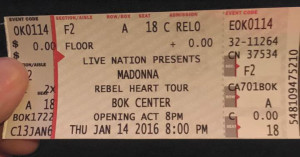Madonna Concert 06
